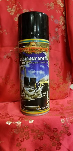 Aromatizante de Destrancadera - Overcome Obstacles Spray