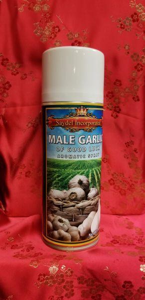 Aromatizante de Ajo Macho - Male Garlic Spray
