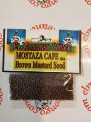 Mostaza Cafe - Brown Mustard
