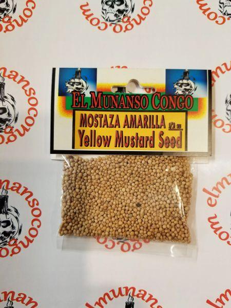 Mostaza Amarilla - Yellow Mustard