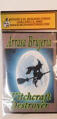 Polvo Arrasa Brujeria - Destroy Witchcraft Powder