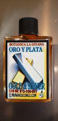 1/2 oz Oro Y Plata - Gold & Silver