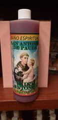 San Antonio Baño Espiritual - Saint Anthony Spiritual Bath