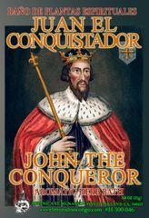 Juan El Conquistador Baño Espiritual de Hierbas - John the Conqueror Spiritual Herbal Bath
