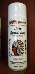 Quita el Mal de Ojo aromatizante - Jinx Removing spray