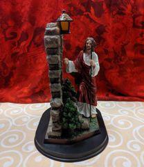 Imagen de Jesus Viene A Tu Puerta - Jesus Comes To Your Door Statue