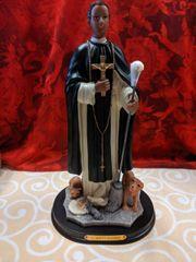 Imagen de San Martin de Porres - Sain Martin Of Porres Statue