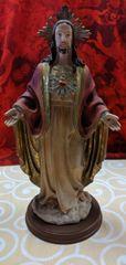 Imagen del Sagrado Corazon de Jesus - Sacred Heart of Jesus Statue