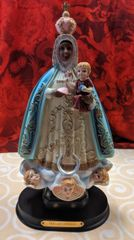 Imagen de la Virgen de Regla - Our Lady of Regla Statue