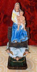 Imagen de la Virgen de Loreto - Our Lady of Loreto Statue