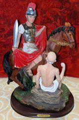 Imagen de San Martin Caballero - Saint Martin of Tours Statue