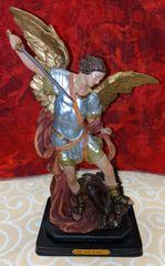 Imagen de San Miguel Arcangel - Archangel Saint Michael Statue