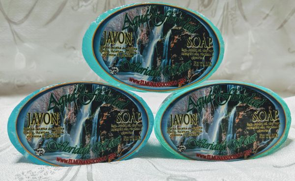 Jabon de Agua Florida - Florida Water Soap
