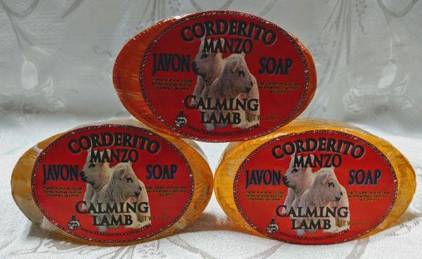 Jabon de Corderito Manzo - Calming Lamb Soap