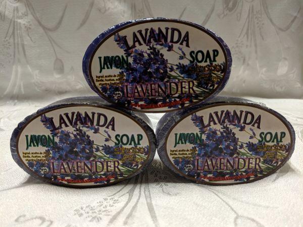 Jabon de Lavanda - Lavender Soap