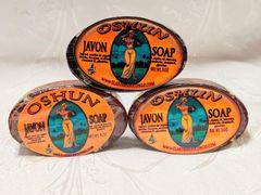 Jabon de Oshun (Manzanilla) - Oshun Soap (Chamomile)