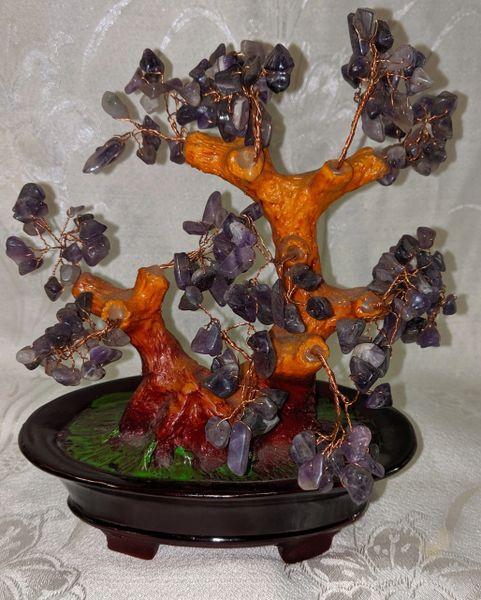 Arbol de Proteccion (morado) - Protection Tree (purple)