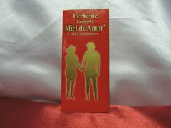 Miel De Amor Perfume - Honey Of Love 3oz