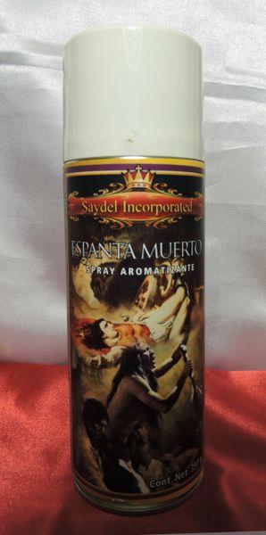 Aromatizante de Espanta Muerto - Expel Evil Spray
