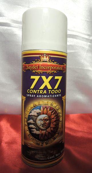 Aromatizante de 7x7 Contra Todo - 7x7 Against All Spray