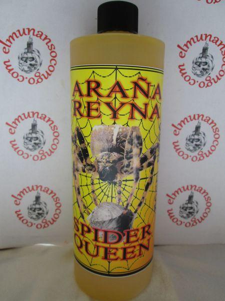 Araña Reyna Baño Espiritual - Spider Queen Spiritual Bath