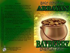 Arrayan Baño Espiritual - Bayberry Spiritual Bath