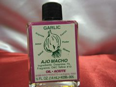 1/2 oz Ajo Macho - Male Garlic