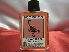 1/2 oz Alacran - Scorpion