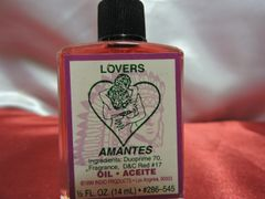 1/2 oz Amantes - Lovers