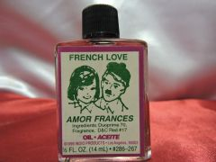 1/2 oz Amor Frances - French Love