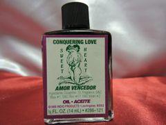 1/2 oz Amor Vencedor - Conquering Love