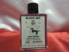1/2 oz Arte Negra - Black Art