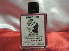 1/2 oz Atador - Binding