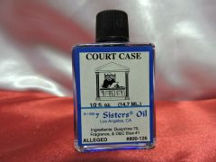 1/2 oz Caso De Corte - Court Case
