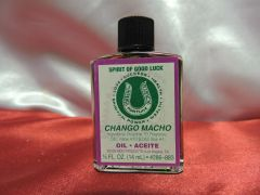 1/2 oz Chango Macho - Spirit Of Good Luck