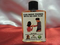 1/2 oz Con Nadien Mas Podras - With No One Else