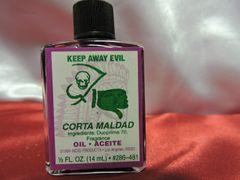 1/2 oz Contra Maldad - Keep Away Evil