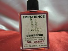 1/2 oz Desespero - Impatience