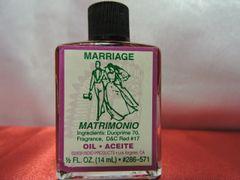 1/2 oz Matrimonio Feliz - Happy Marriage