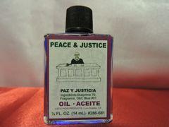 1/2 oz Paz & Justicia - Peace & Justice