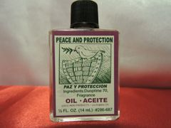 1/2 oz Paz Y Protection - Peace & Protection