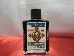 1/2 oz Santa Muerte Reversible - Reversible Holy Death