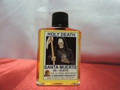 1/2 oz Santa Muerte Amarilla - Yellow Holy Death