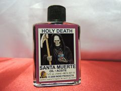 1/2 oz Santa Muerte Morada - Purple Holy Death
