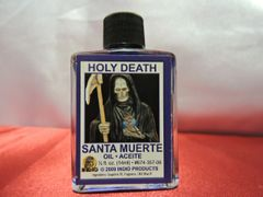 1/2 oz Santa Muerte Azul - Blue Holy Death