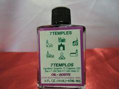 1/2 oz 7 Templos - 7 Temples