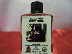 1/2 oz Solo Mio - Only Mine