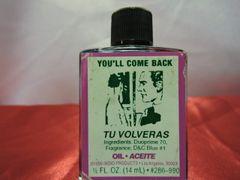 1/2 oz Tu Volveras - You'll Come Back