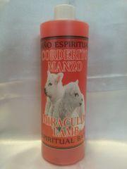 Corderito Manzo Baño Espiritual - Calming Lamb Spiritual Bath