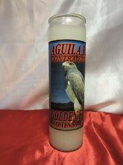 Aguila Real Contra Envidia - Golden Eagle Against Envy